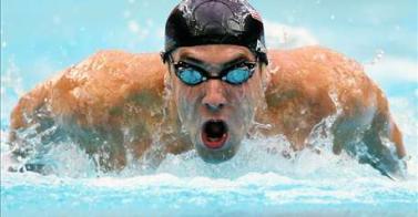Pizza e Pasta i Segreti del successo di Phelps